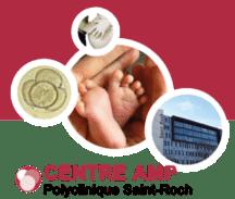 Centre AMP St Roch Montpellier Logo